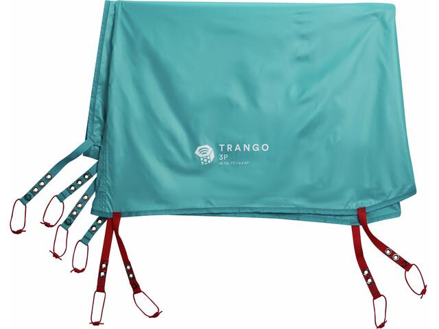 Mountain Hardwear Trango 3 Zeltunterlage glacier teal